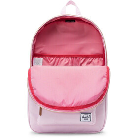 Herschel Settlement Mid-Volume Sac à dos, pink lady crosshatch